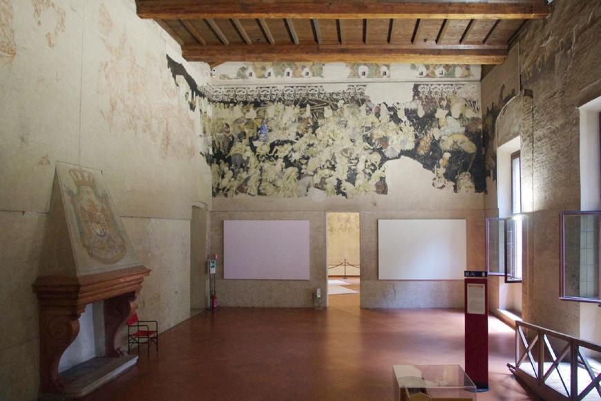 Palazzo Ducale Mantova Pisanello