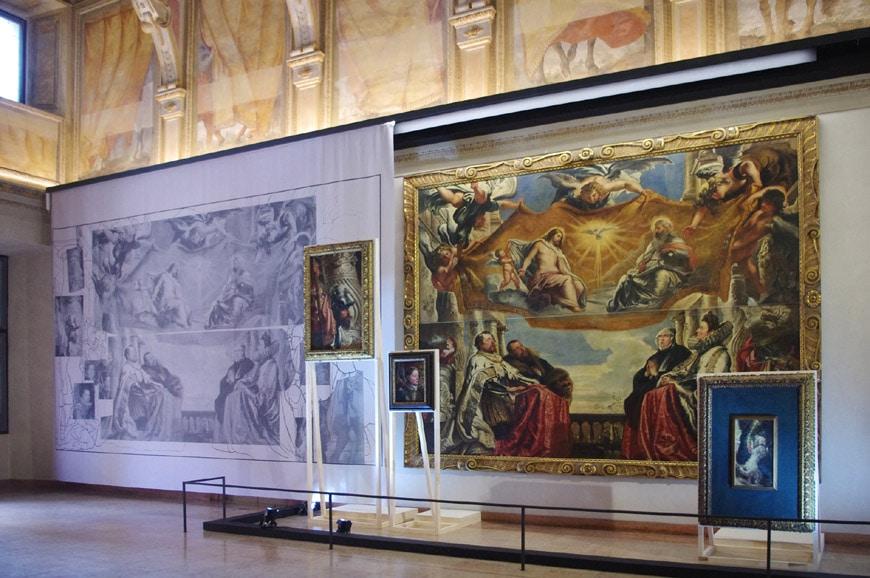 Palazzo Ducale Mantova Rubens