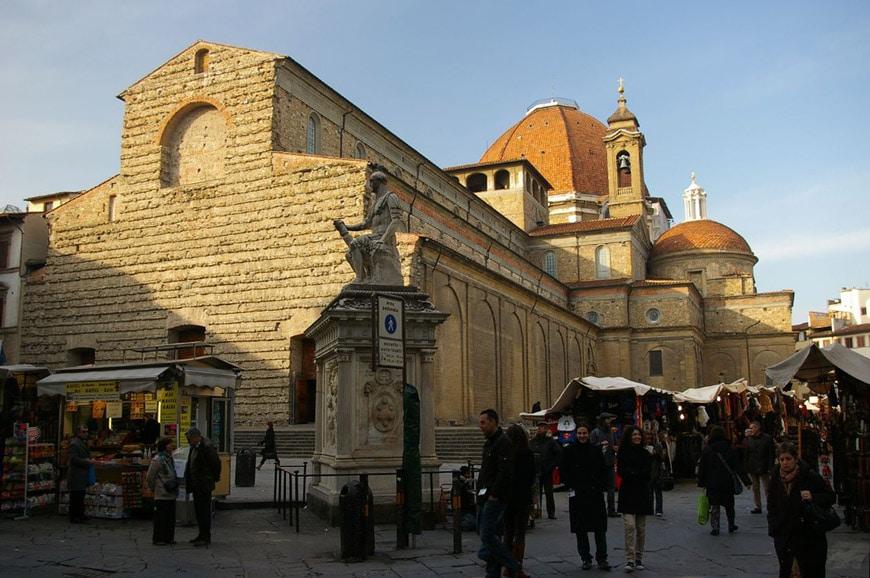 Basilica di San Lorenzo Firenze Cappelle Medicee 4