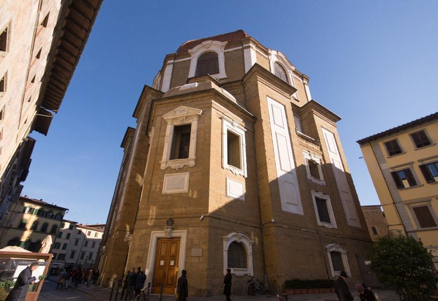 Cappelle medicee Firenze Inexhibit 2