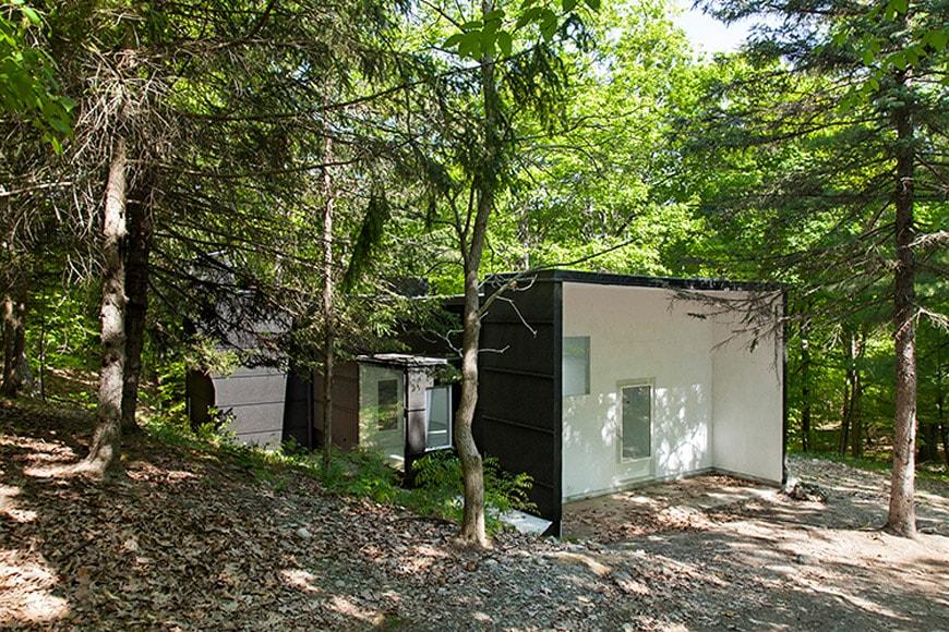 T2 Space exhibition pavilion Steven Holl exterior 3