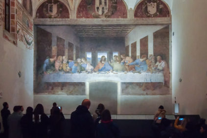 The Last Supper by Leonardo da Vinci – Santa Maria delle Grazie – Milan