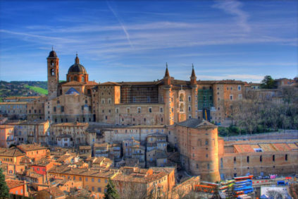 Ducal Palace of Urbino and Galleria Nazionale delle Marche