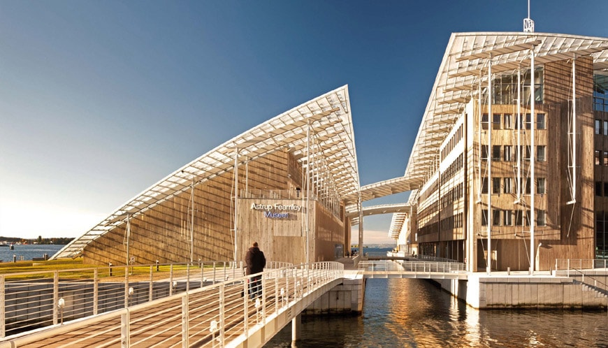 Astrup Fearnley Museum - Oslo, Renzo Piano 02