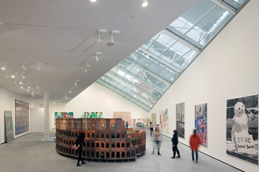 Astrup Fearnley Museum - Oslo, Renzo Piano 05