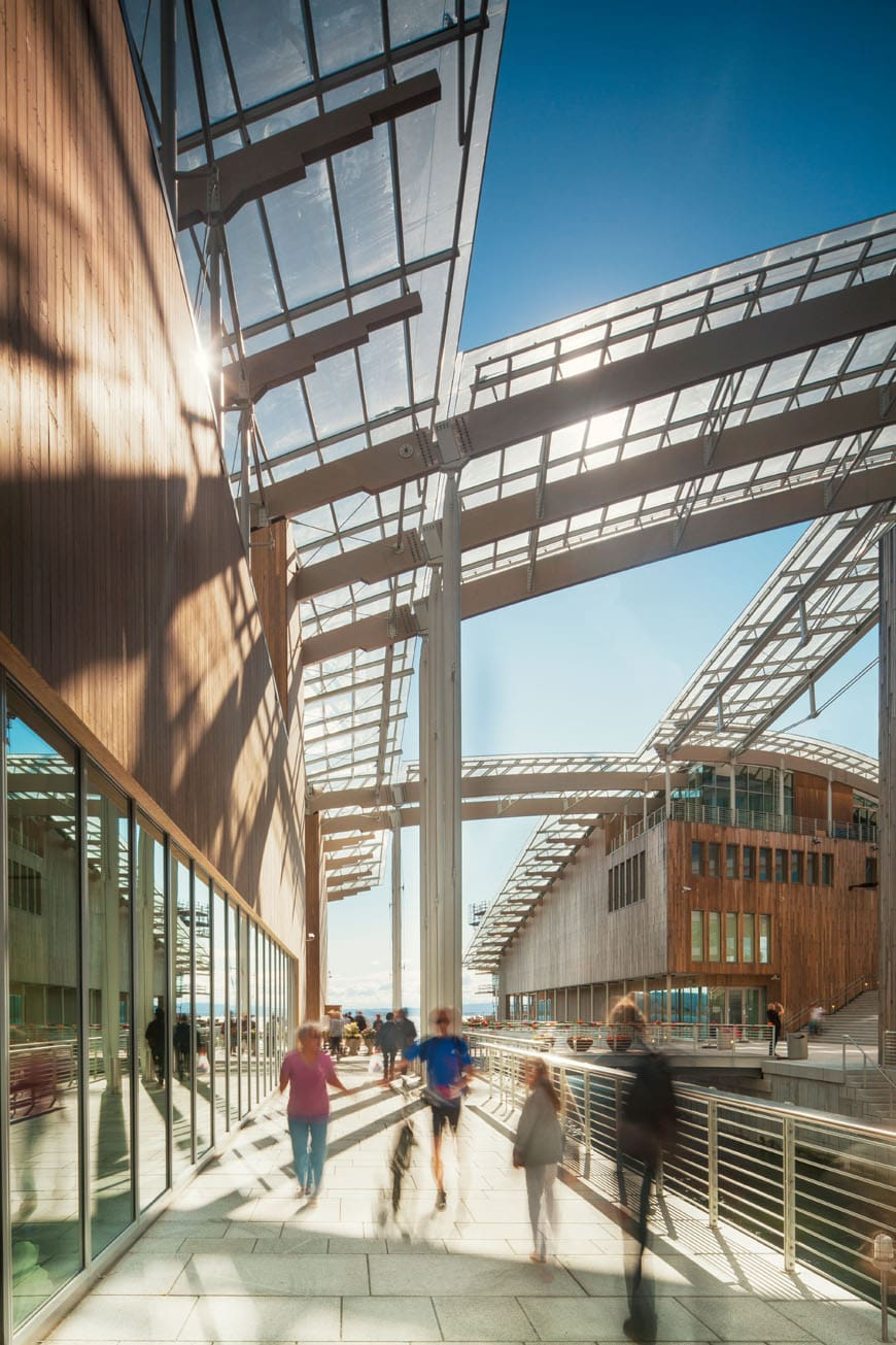 Astrup Fearnley Museum - Oslo, Renzo Piano 06