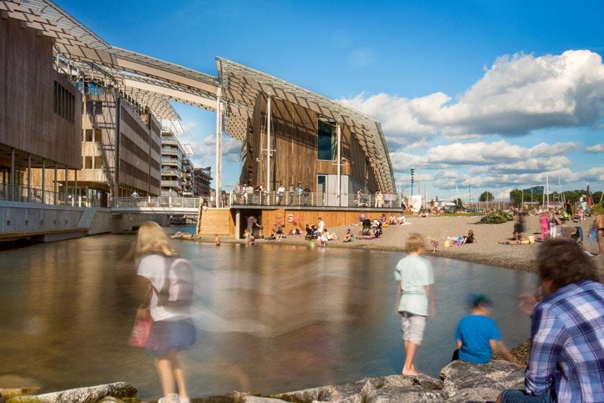 Astrup Fearnley Museum - Oslo, Renzo Piano 07