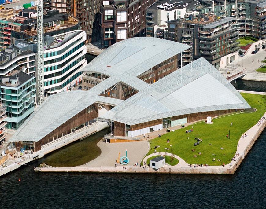 Astrup Fearnley Museum - Oslo, Renzo Piano 08