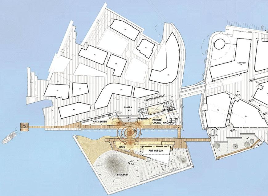 Astrup Fearnley Museum - Oslo, Renzo Piano 12
