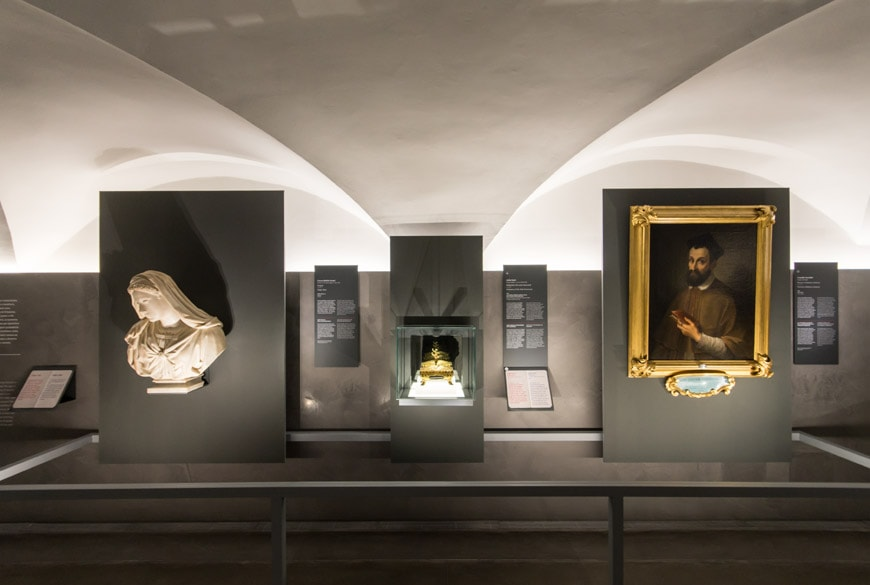 Museo degli Innocenti museum Florence Firenze Inexhibit 06 l
