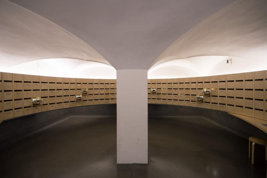 Museo degli Innocenti museum Florence Firenze Inexhibit 07 l
