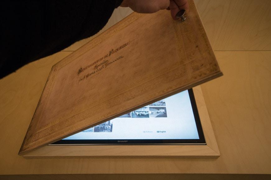 Museo degli Innocenti museum Florence Firenze Inexhibit 10