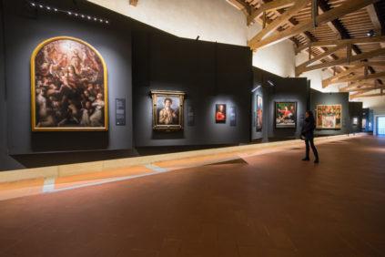 Museo degli Innocenti museum Florence Firenze Inexhibit 15