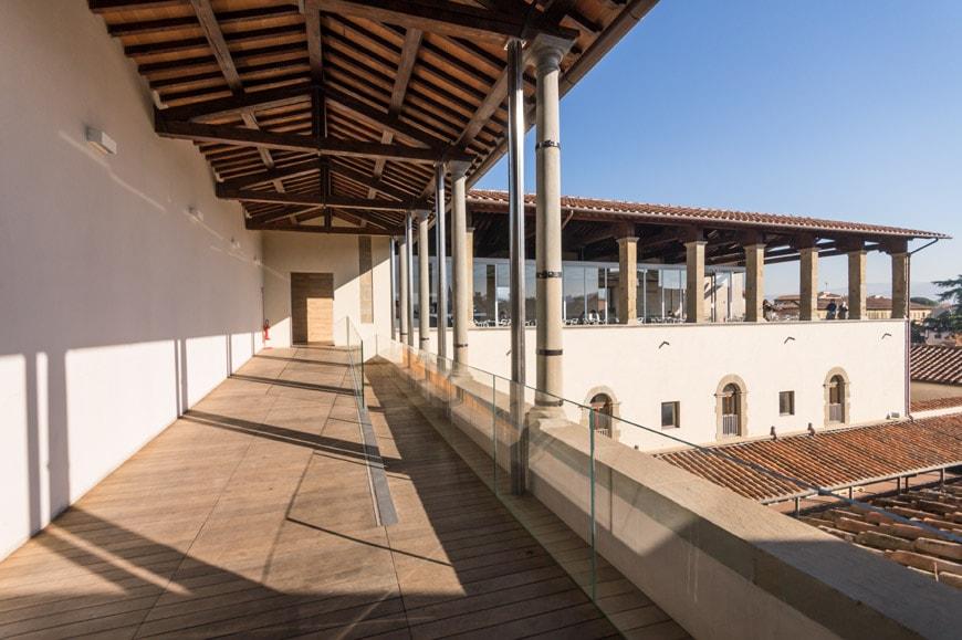 Museo degli Innocenti museum Florence Firenze Inexhibit 18 l