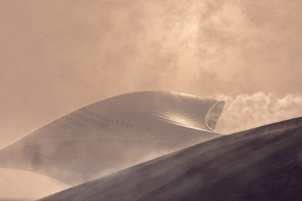 Bee'ah Headquarters by Zaha Hadid Architects to open in 2018