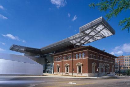 Akron Art Museum – Coop Himmelb(l)au building