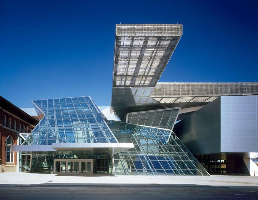 Akron Art Museum Coop Himmelb(l)au 3