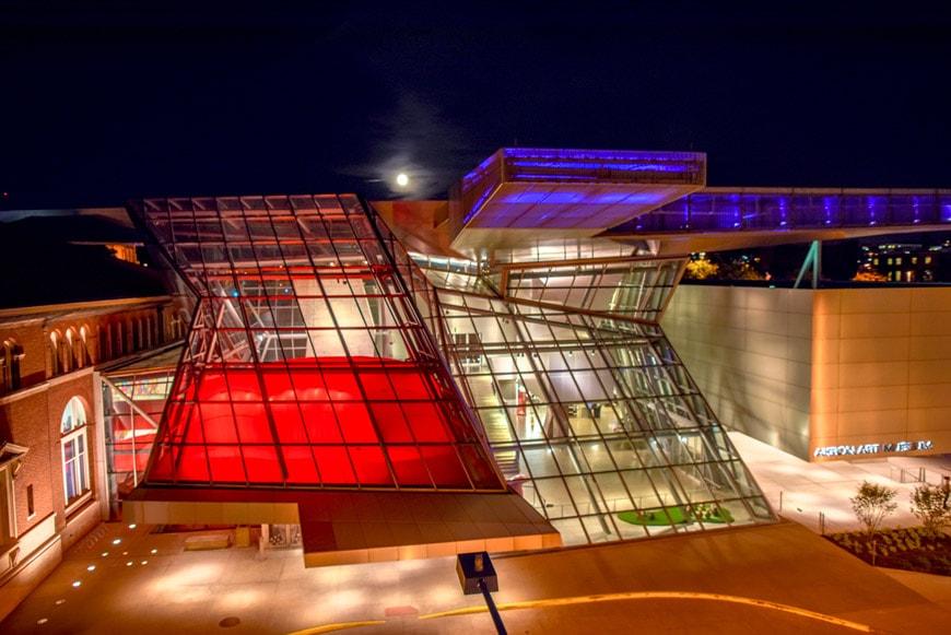 Akron Art Museum Coop Himmelb(l)au 5