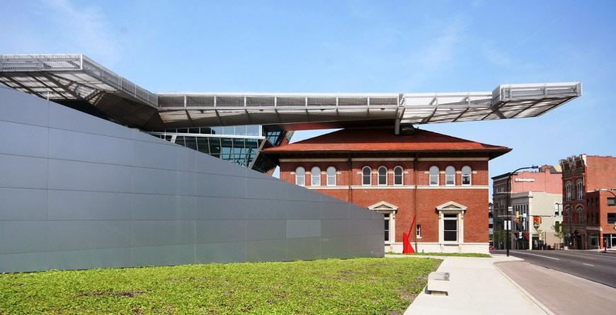 Akron Art Museum Coop Himmelb(l)au 9