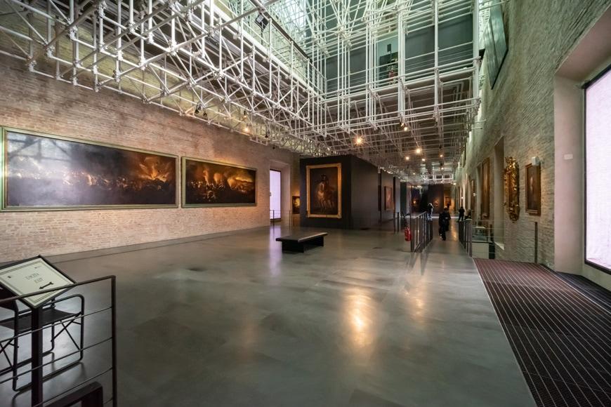 Galleria Nazionale Parma Palazzo Pilotta museum gallery 2 Inexhibit