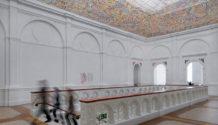 Amsterdam | 'Keith Haring velum' returns to the Stedelijk Museum
