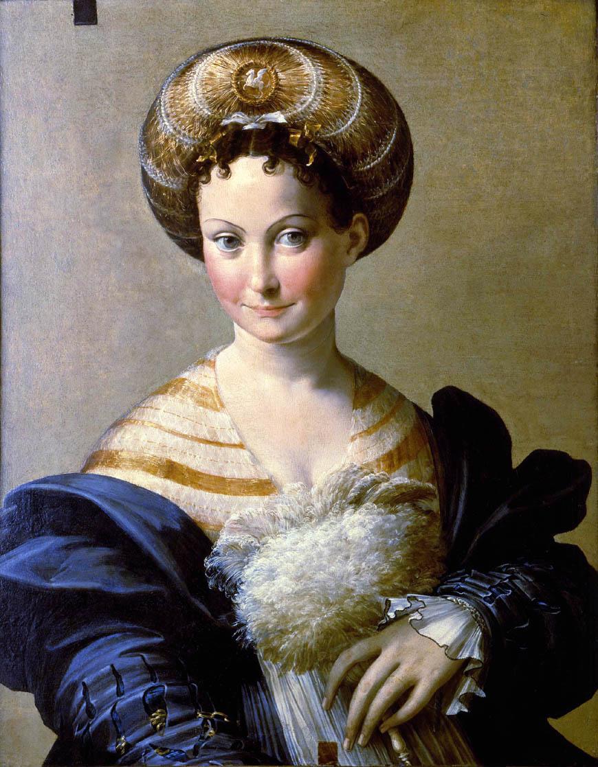 Parmigianino Galleria Nazionale di Parma Italy