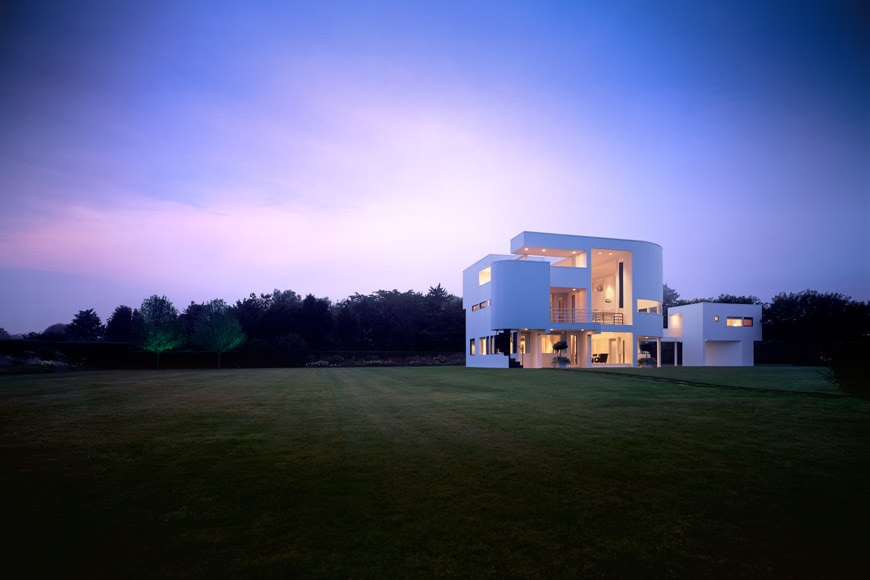 Richard Meier Saltzman House