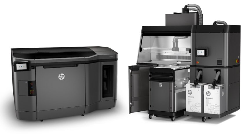 hp jet fusion 3d printing-system