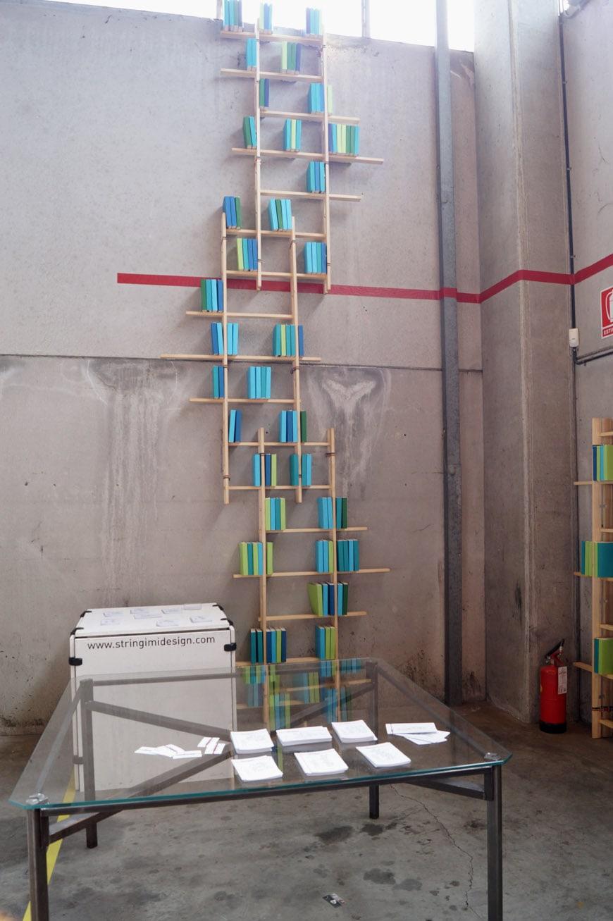 milano design week-Lambrate district-stringimidesign-libreria-photo Inexhibit
