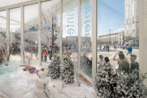 Carlo Ratti Living Nature pavilion Milan Design Week 2018 8L Inexhibit