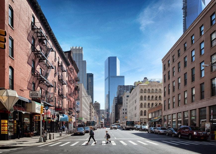 Fumihiko Maki 4 World Trade Center New York