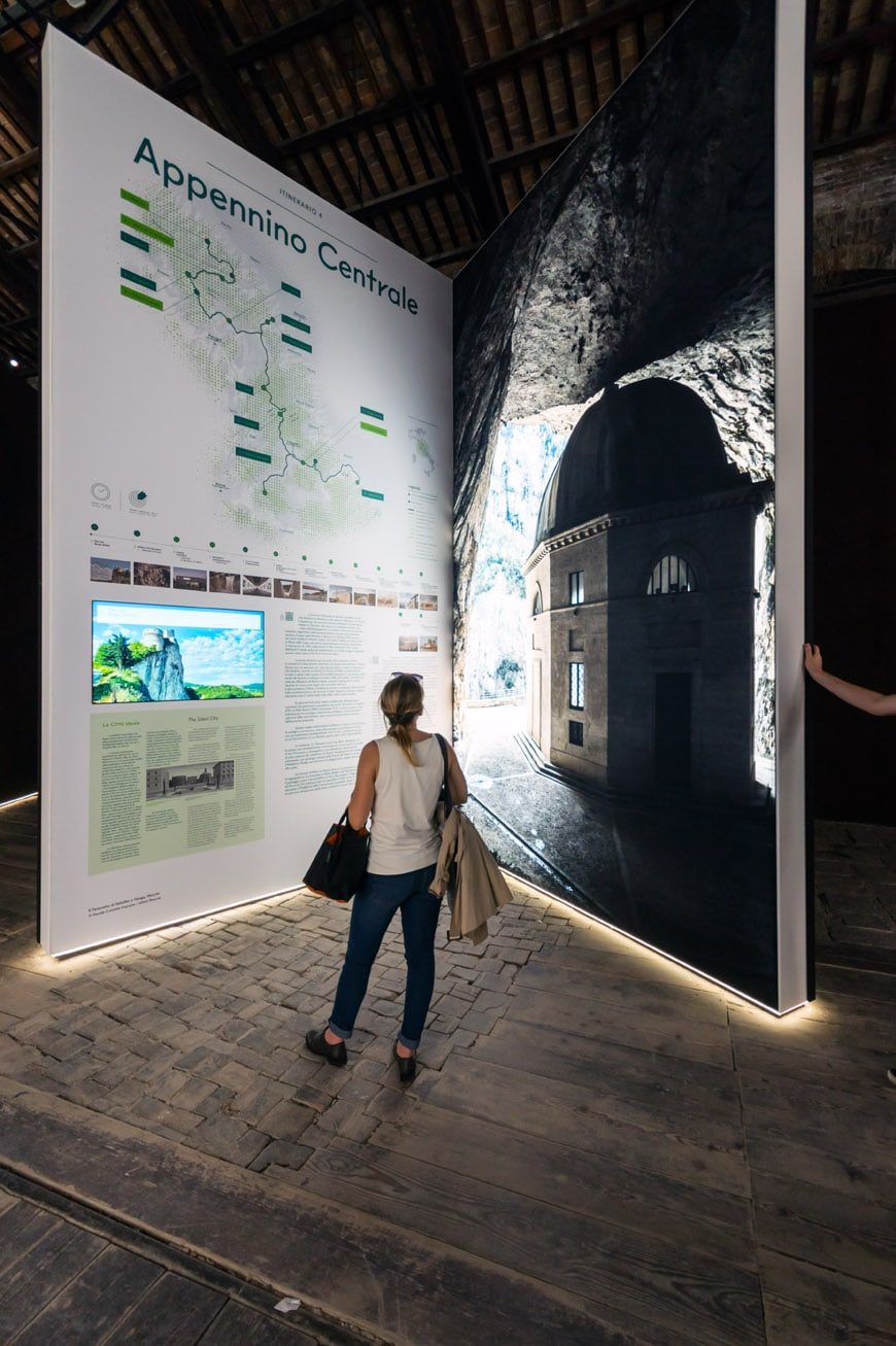 Italy pavilion 2018 Venice Architecture Biennale 01 Inexhibit