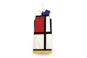 2-Sylvie-Fleury-Mondrian-Dress-exhibition-kunsthaus-zurich-2018