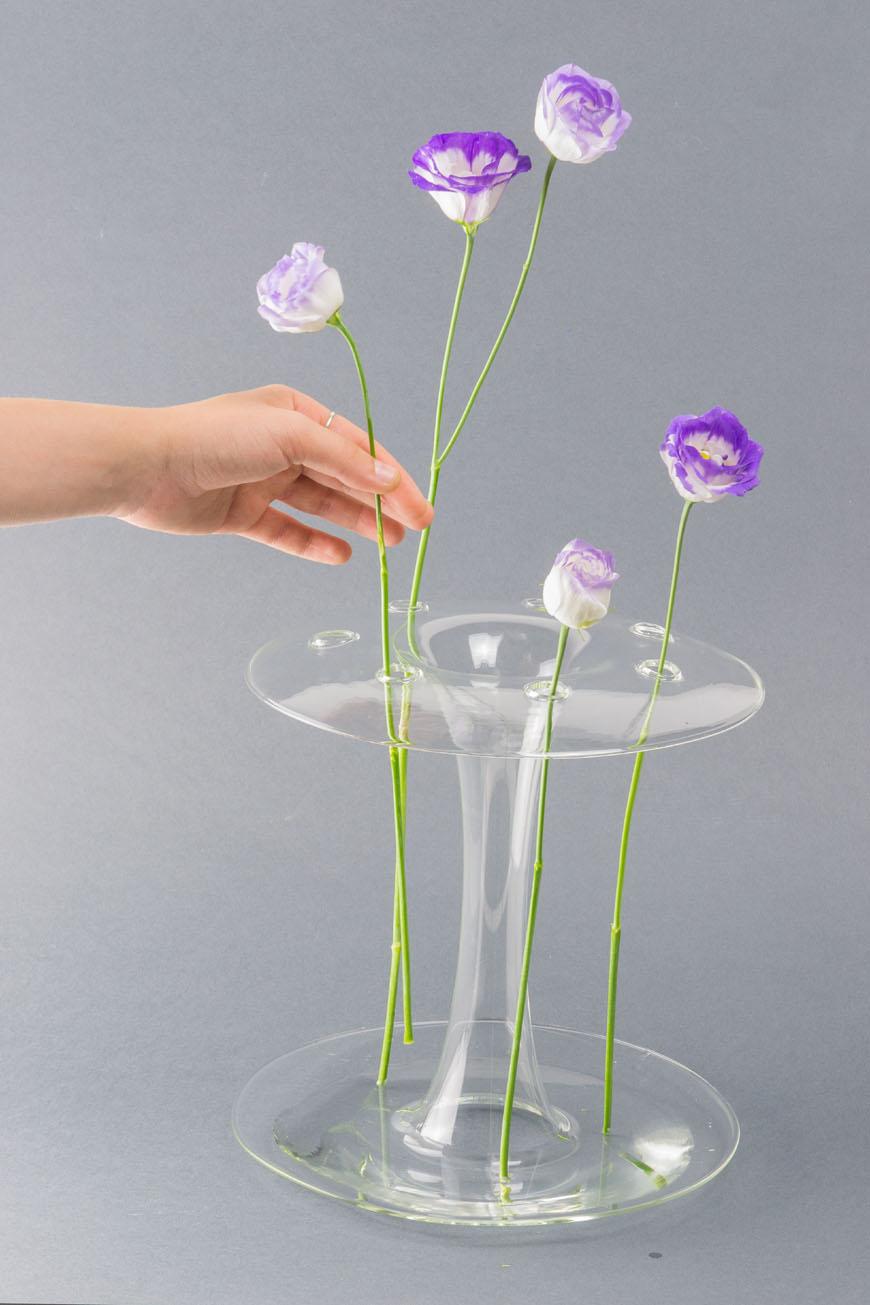 AQUA glass vase KANZ architetti 3