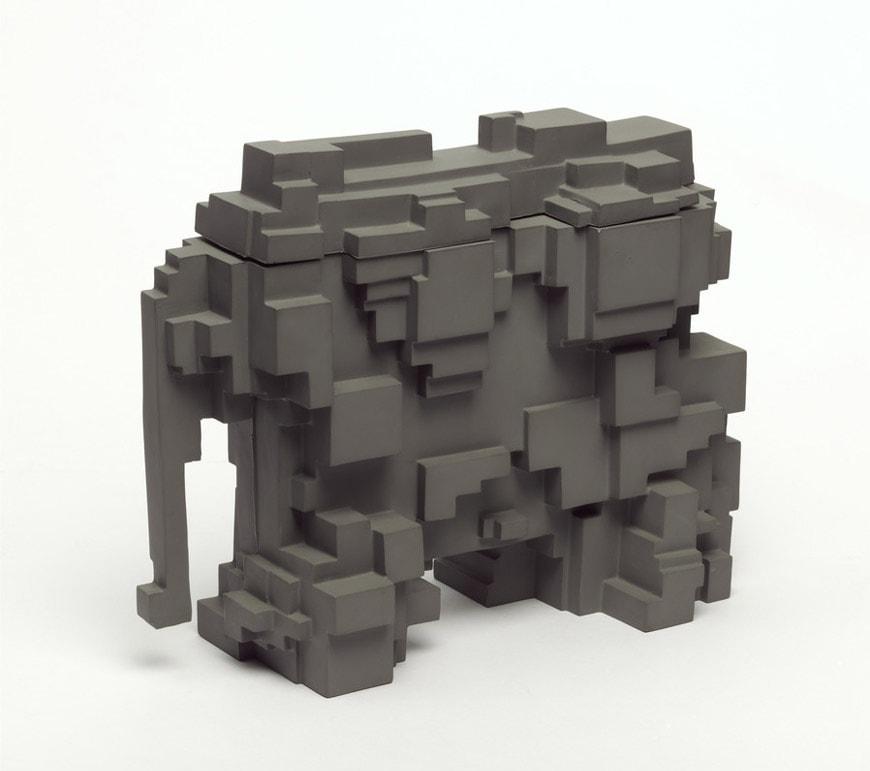 Elephant case Eduardo Paolozzi