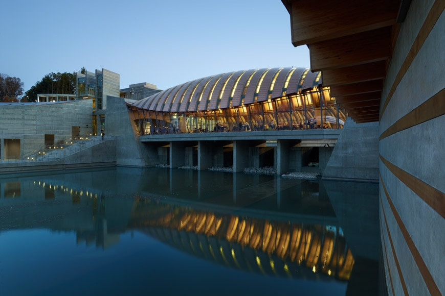 Moshe Safdie Crystal Bridges Museum of American Art Bentonville Arkansas