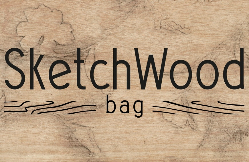 SKETCHWOOD by Elena Ferrari logo in.di Independent Design Index