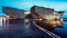 V&A Dundee museum Scotland Kengo Kuma 02