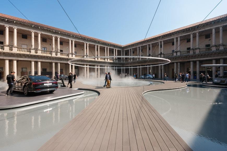 Audi-fifth-ring-installation-MAD-architects-Milan-Design-Week-2018-Inexhibit-07