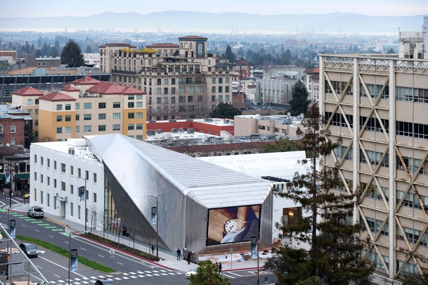 Berkeley Art Museum BAMPFA Diller Scofidio Renfro 03