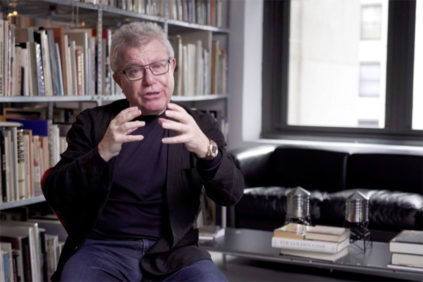 Listening to voices whispering across an abyss | Interview with Daniel Libeskind