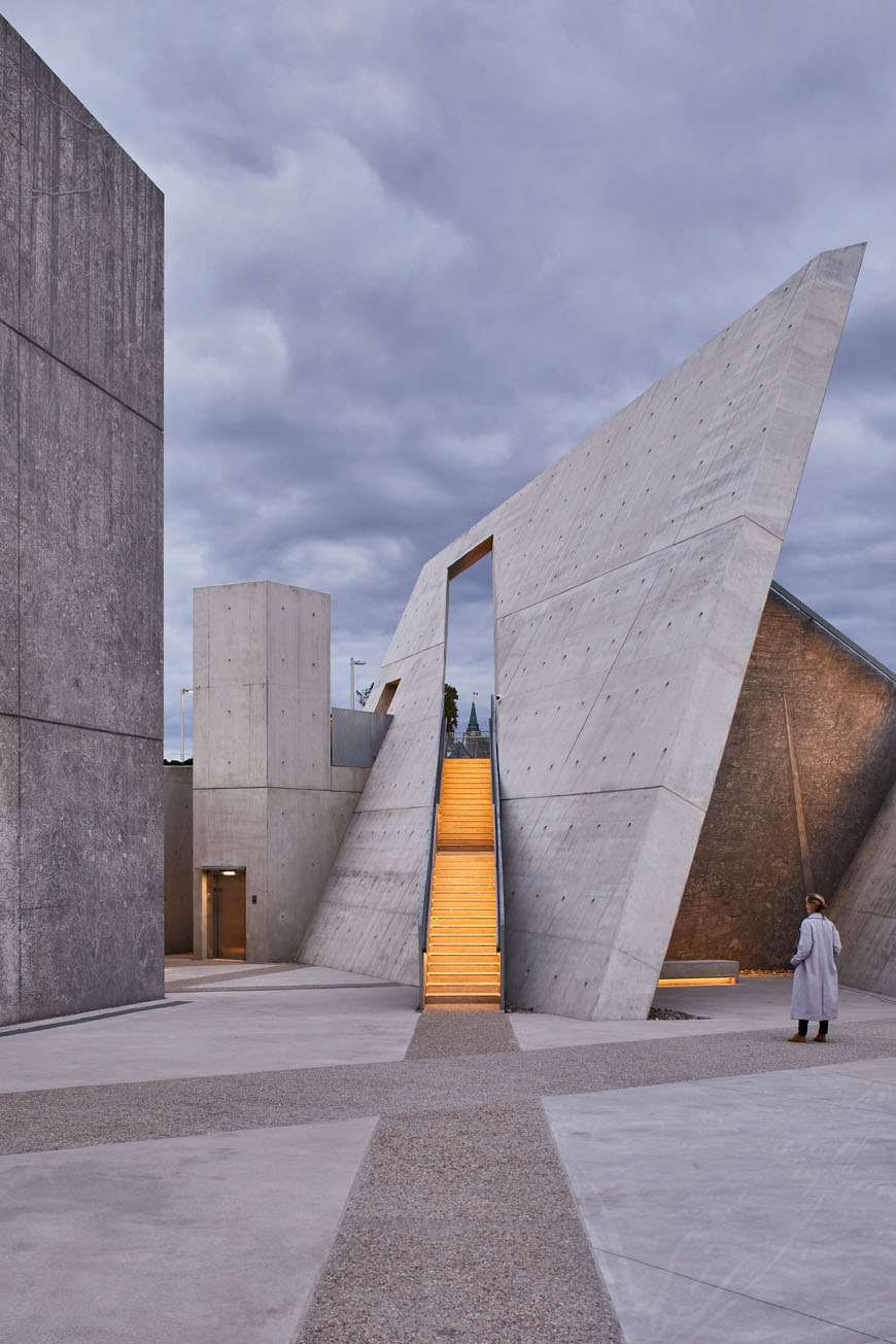 Daniel Libeskind National Holocaust Monument Ottawa
