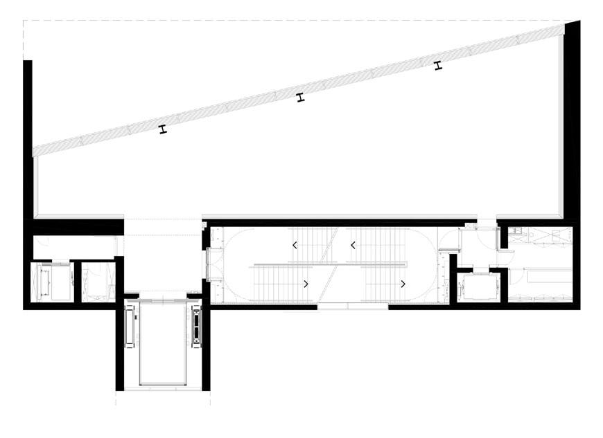 Fondazione Prada Milan Torre Rem Koolhaas OMA second floor plan