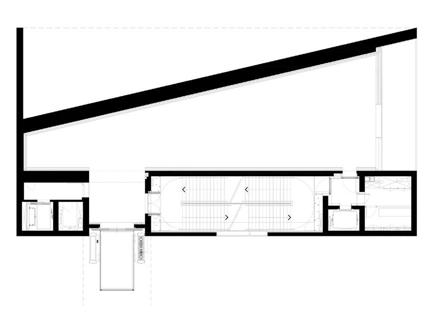 Fondazione Prada Milan Torre Rem Koolhaas OMA third floor plan