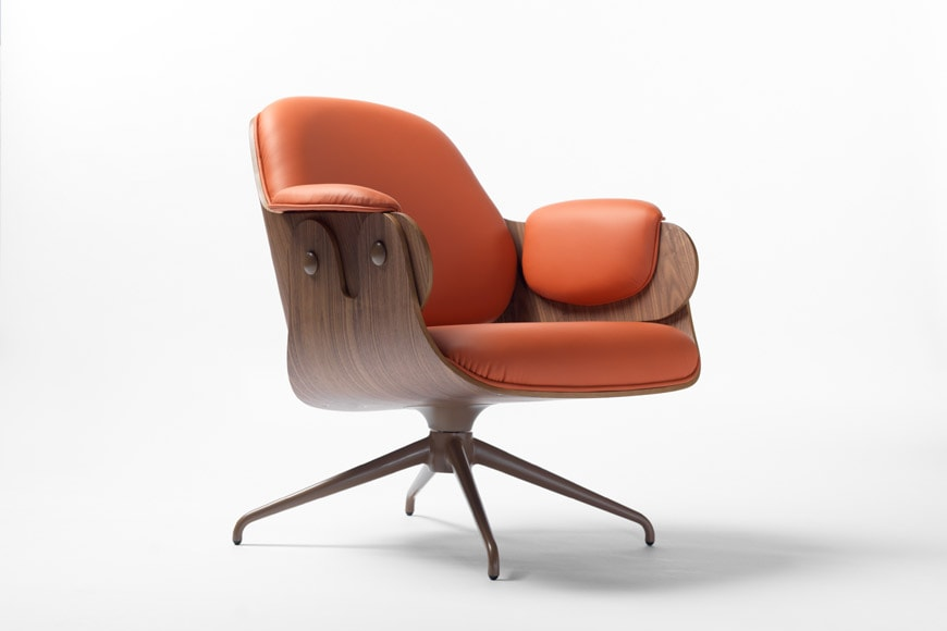 Jaime Hayon Low Lounger armchair