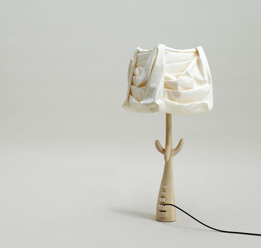 Salvador Dali Cajones Lamp