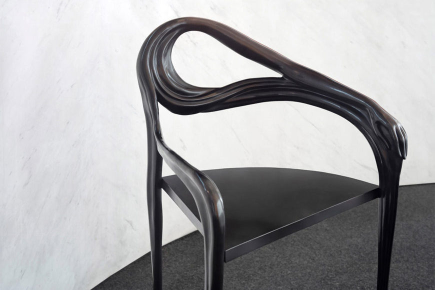 Salvador Dali Leda chair