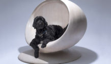 London | Acclaimed designers and artists create unique dog kennels for charity