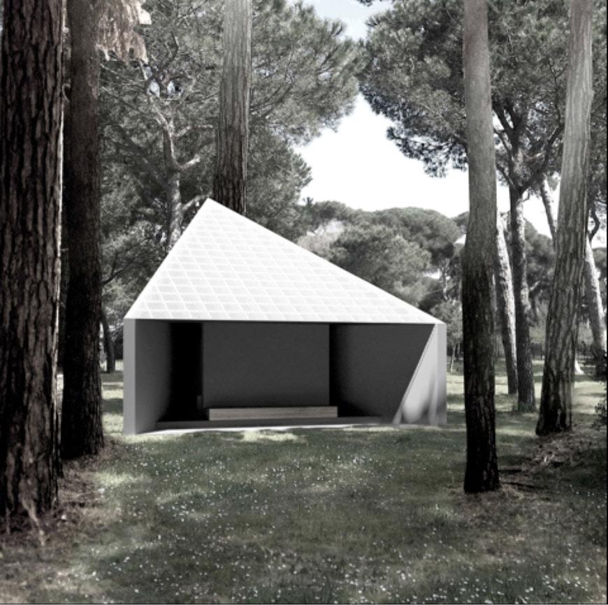 Andrew Berman Vatican Chapels 2018 Venice Architecture Biennale