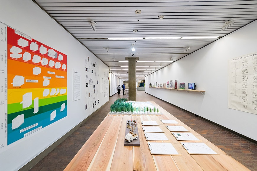 Atelierr-Bow-Wow-Architectural-Ethnography-exhibition-Harvard-University